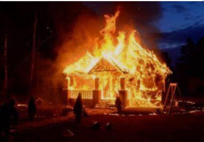 آتش سوزی معمولا چه خسارت هایی را ایجاد میکند