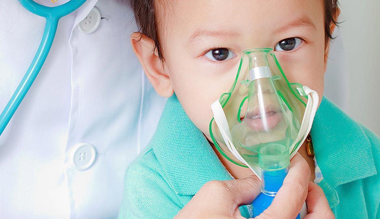 علائم عفونت ریه در کودکان چیست؟