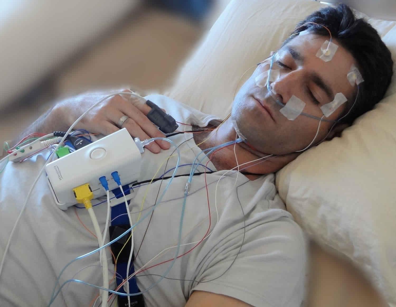 تست خواب (پلیسومنوگرافی) چیست؟